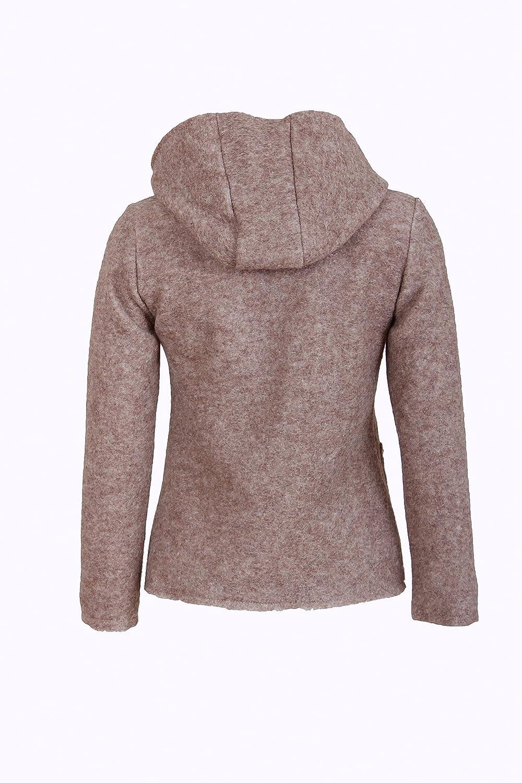 Designer Damen Jacke Übergangsjacke Parka Mantel Kurzmantel warm Jäckchen in mehreren Farben