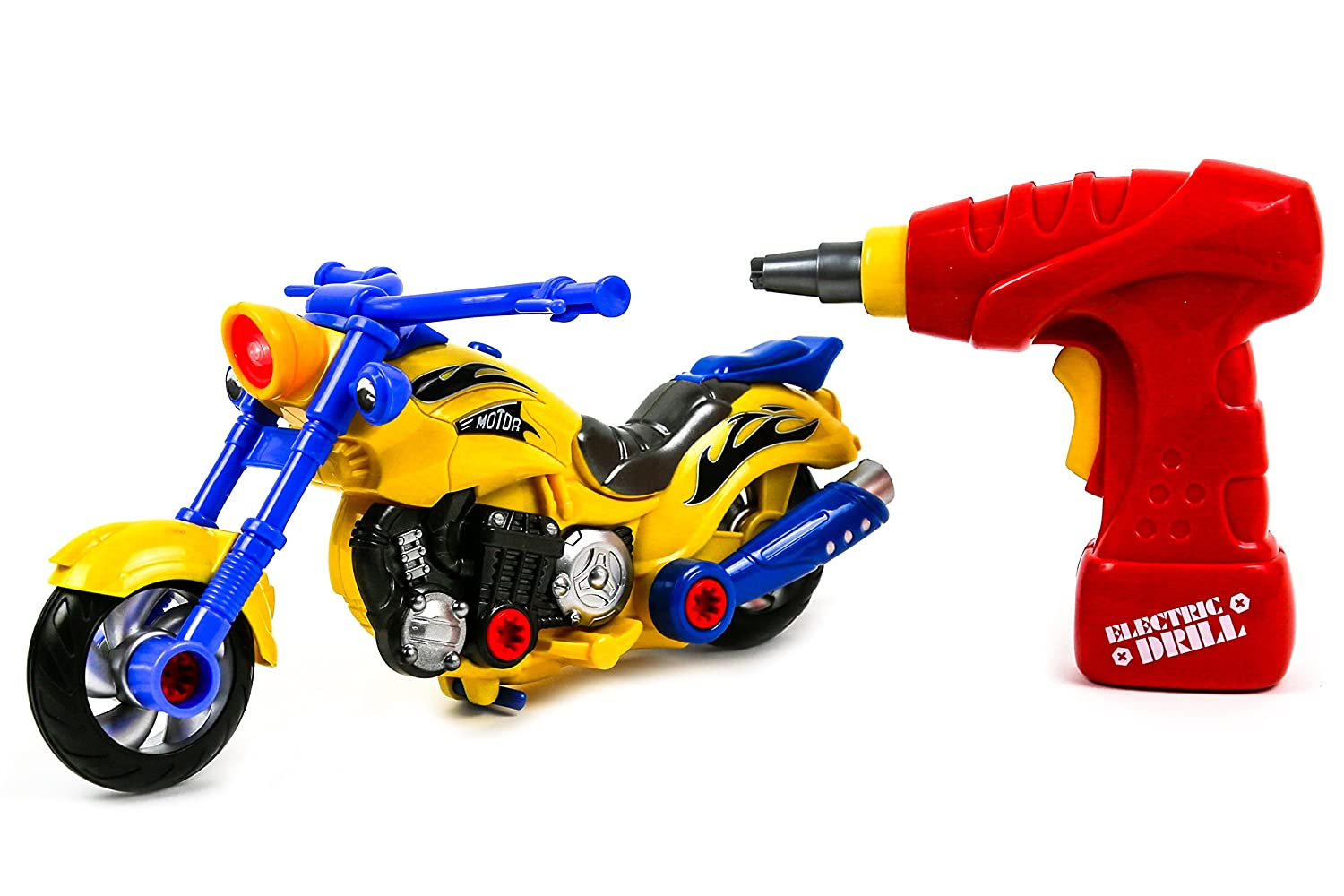 Cheap Educational Toys : Cheap toysery educational take a part motorcycle toys for kids with