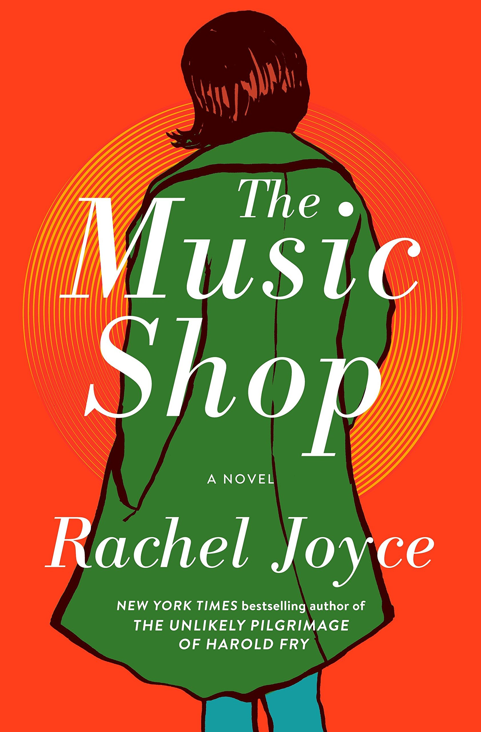 Image result for the music shop by rachel joyce