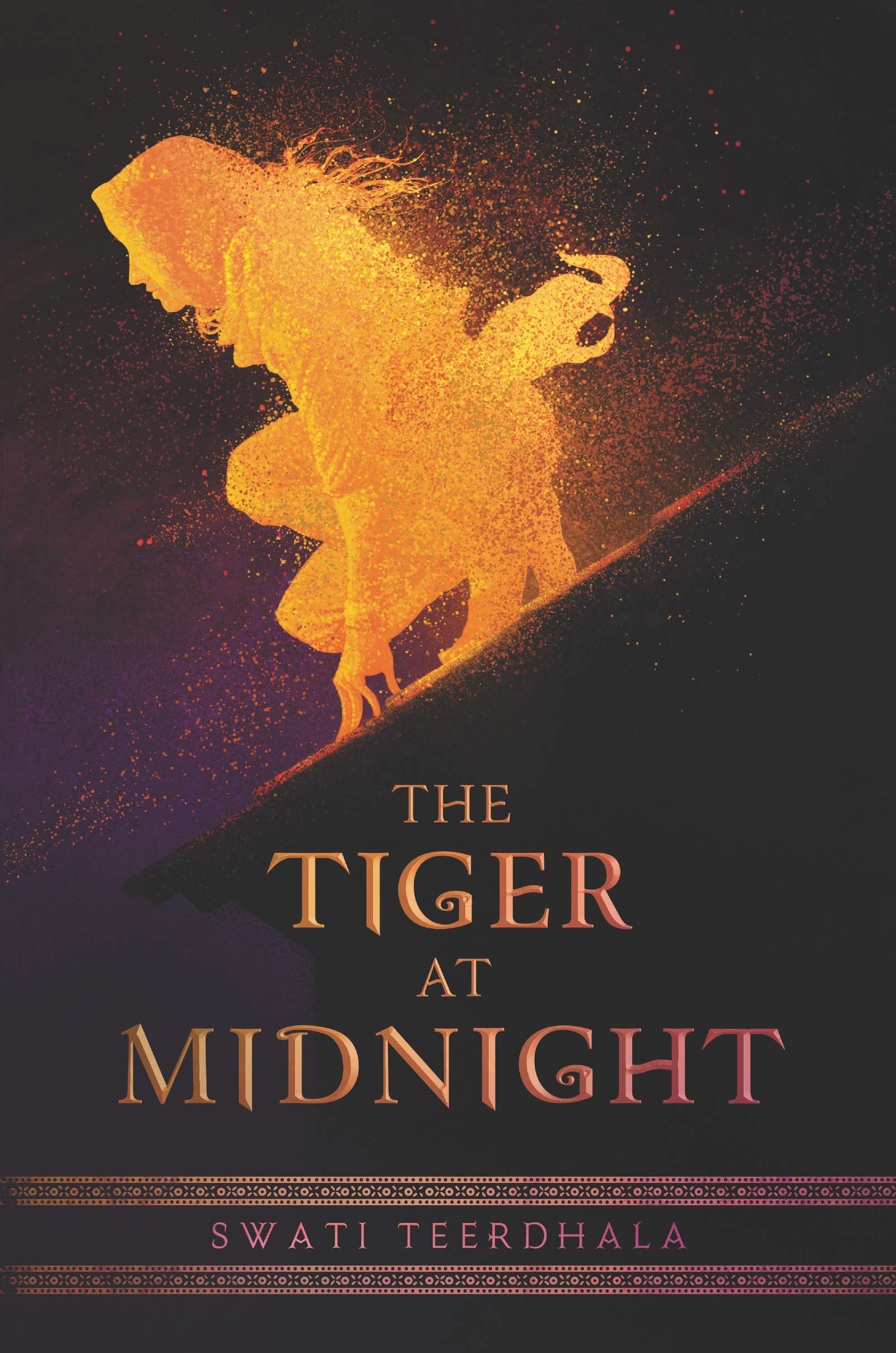 Amazon.com: The Tiger at Midnight (9780062869210): Teerdhala ...
