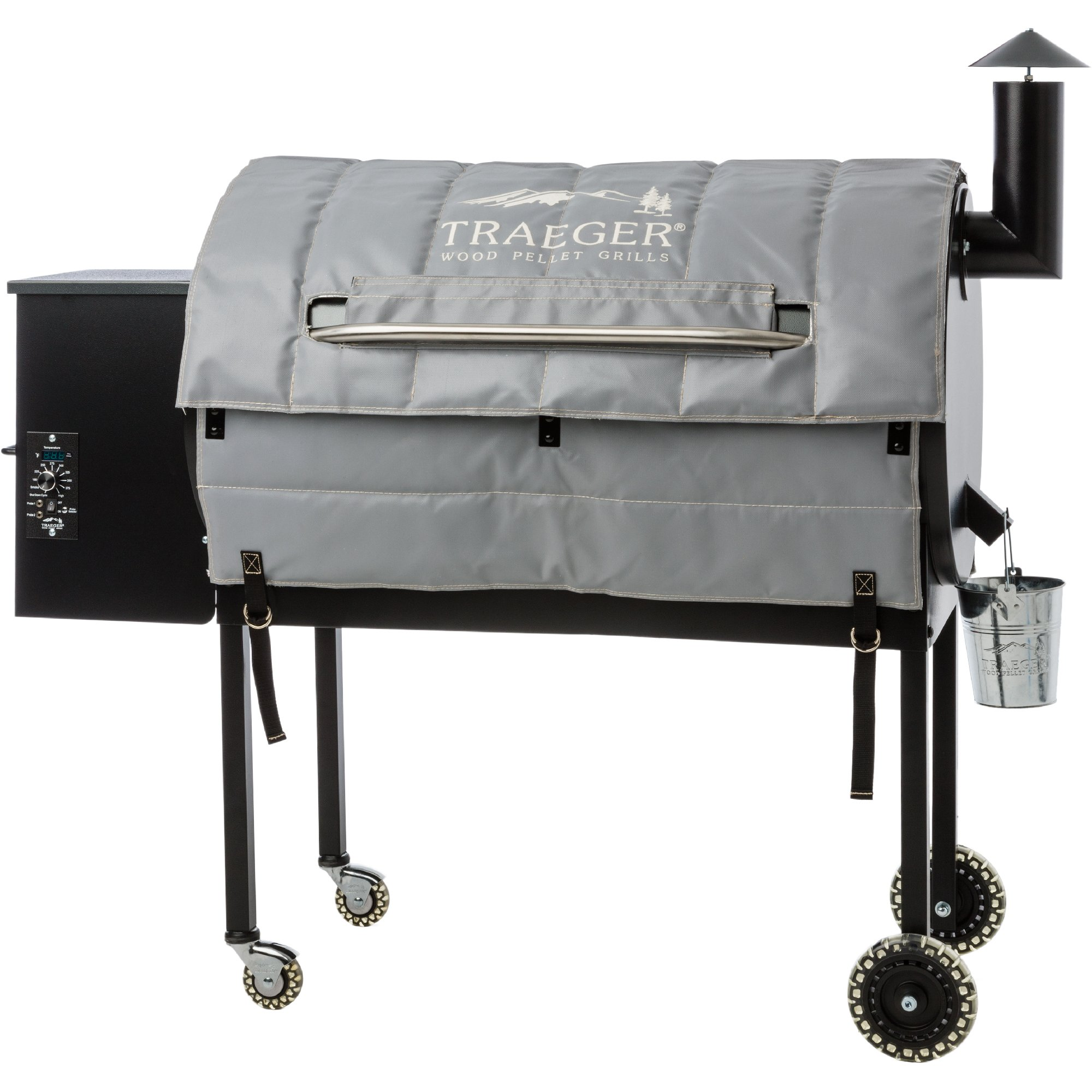 Traeger Grills 34 Series BBQ Grill Insulation Blanket for Winter Cooking
