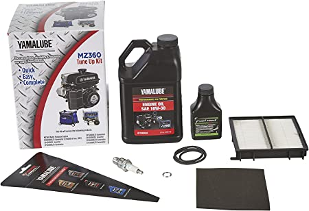 Amazon.com: Yamaha lub-mz360-kt-00 ajuste Kit: Jardín y ...