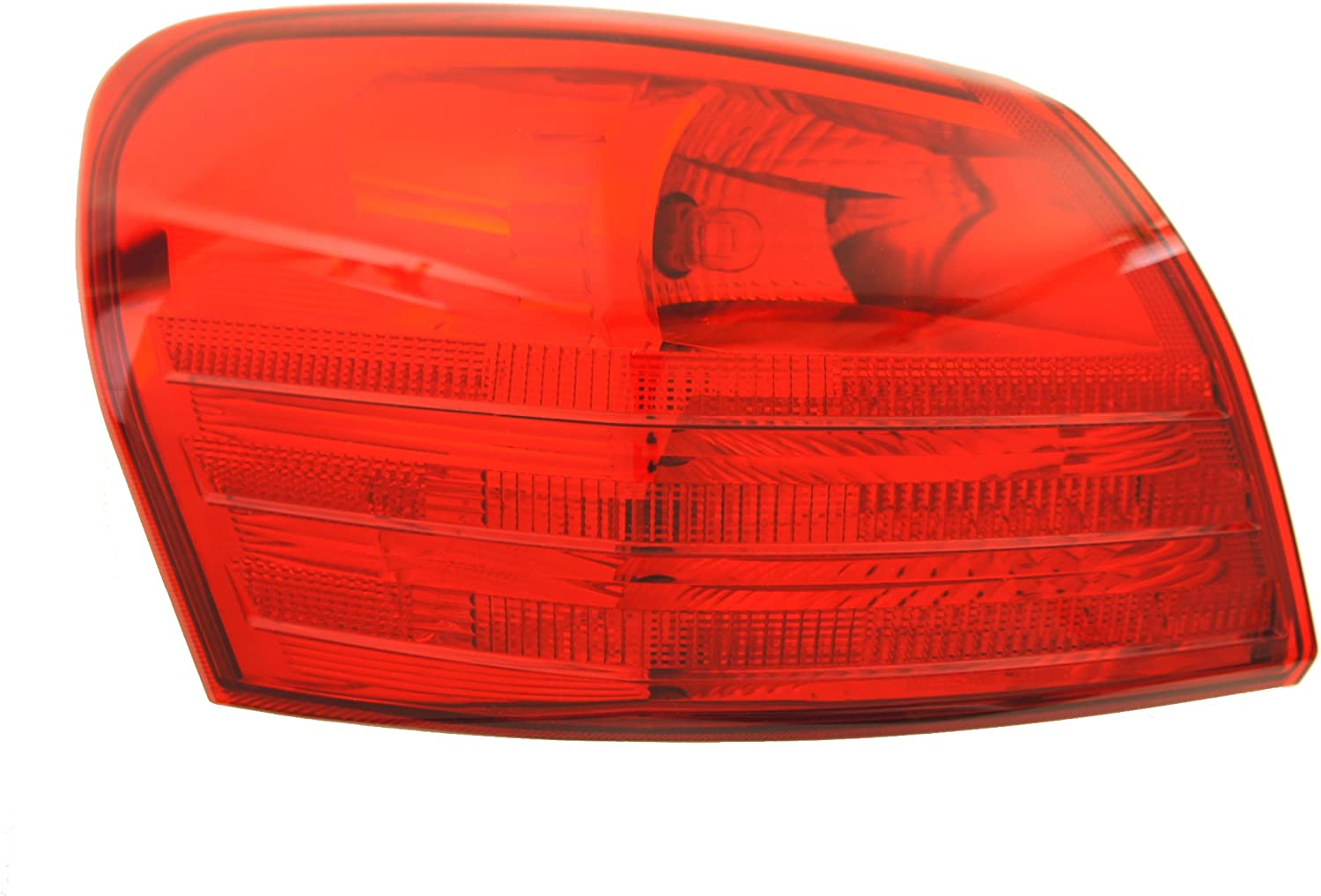 Genuine Nissan Parts 26550-ET80C Passenger Side Taillight Assembly