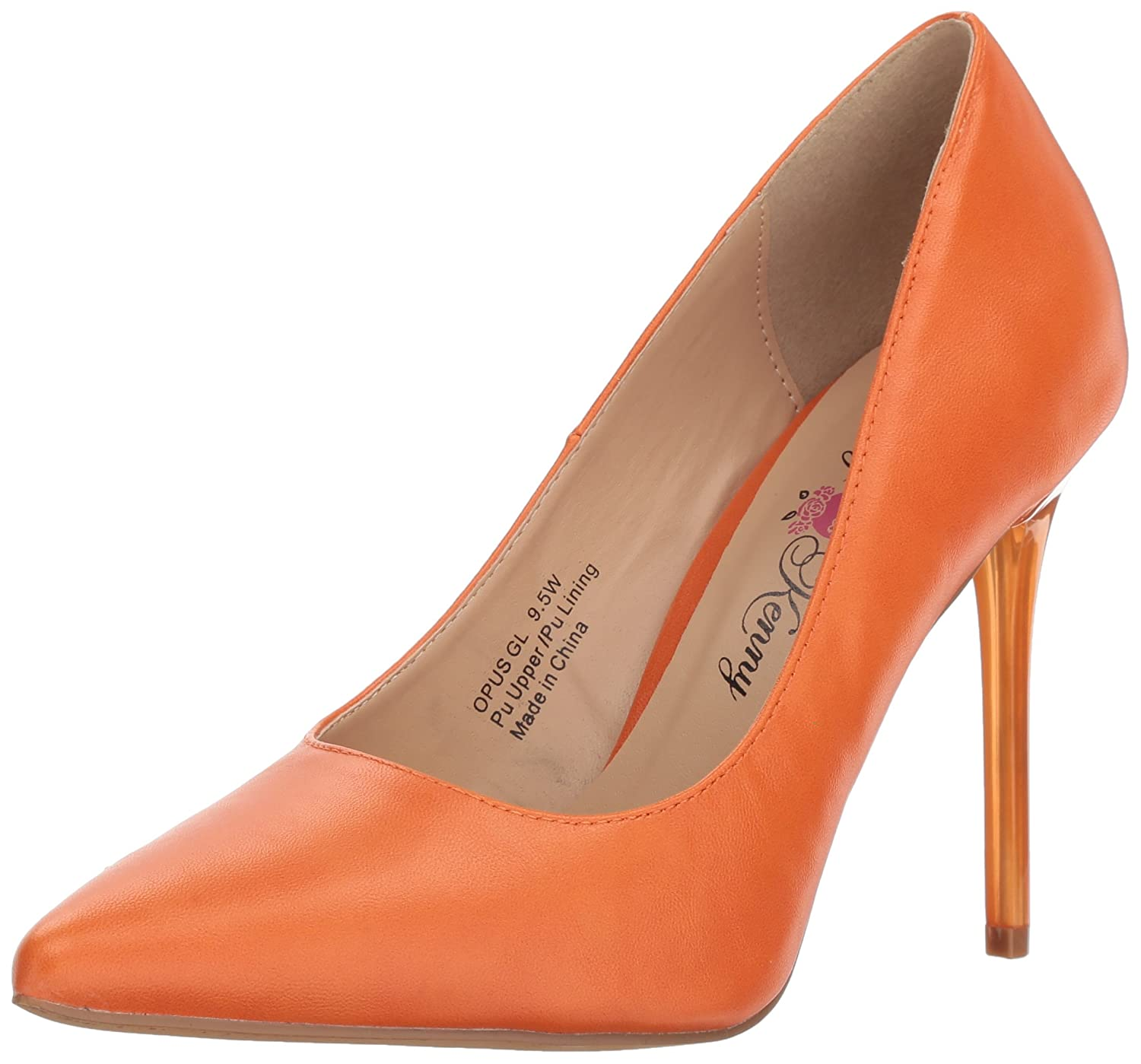 Penny Loves Kenny Women's Opus Gl Pump B076FDWWXY 8.5 B(M) US|Orange