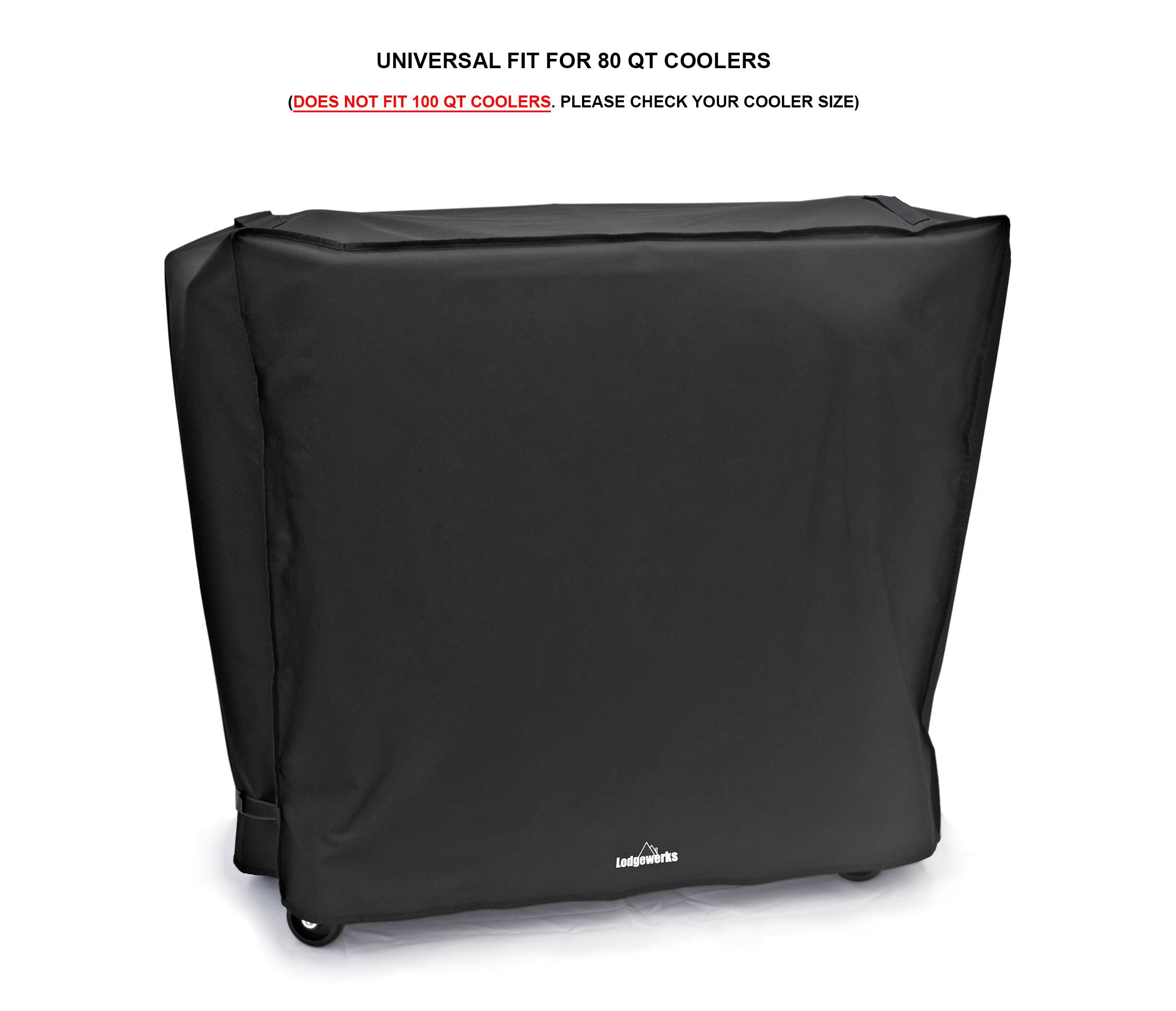 Cooler Cart Cover Universal Fit For Most 80 Qt Qt