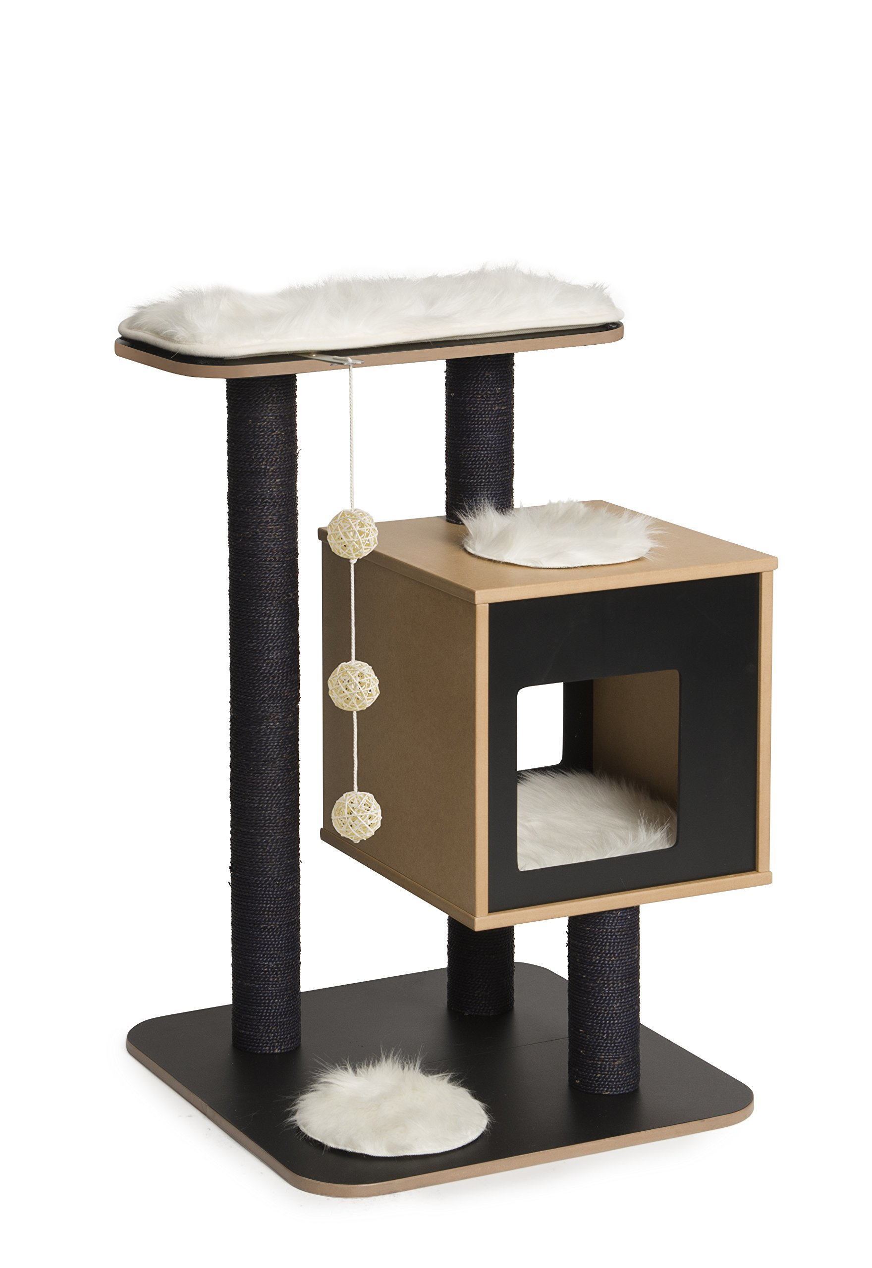 Vesper Cat Furniture Black V-Base