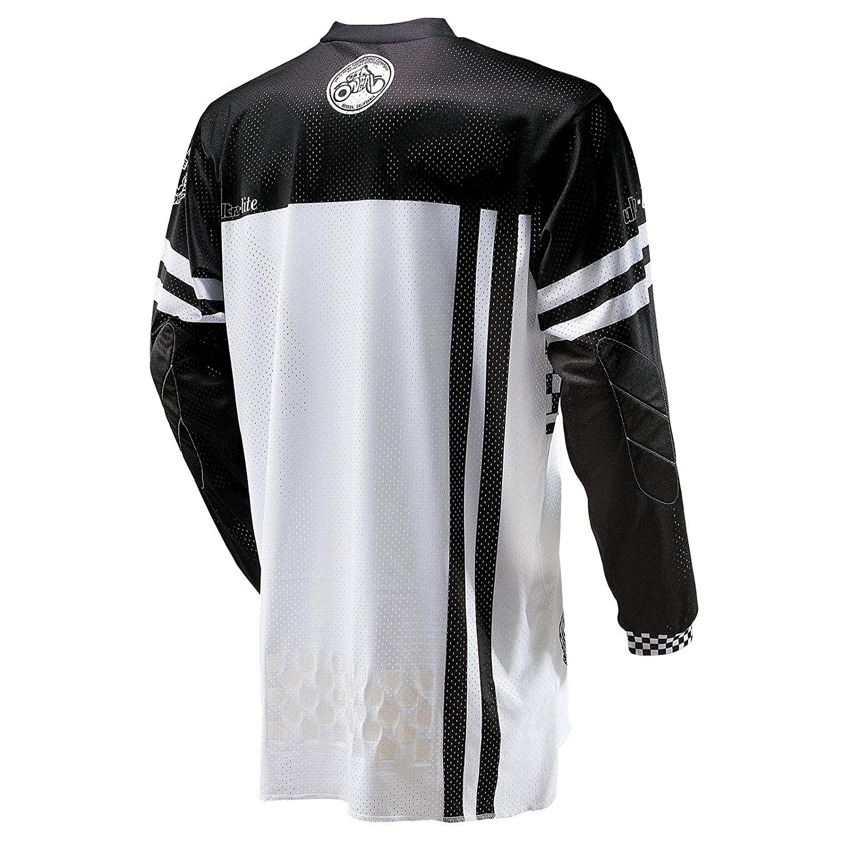 ONeal Herren Jersey Ultra Lite LE/´70 0019-1 Wei/ß Medium