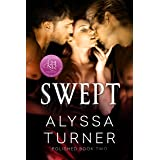 Swept: MMF Menage Romance (Polished Book 2)