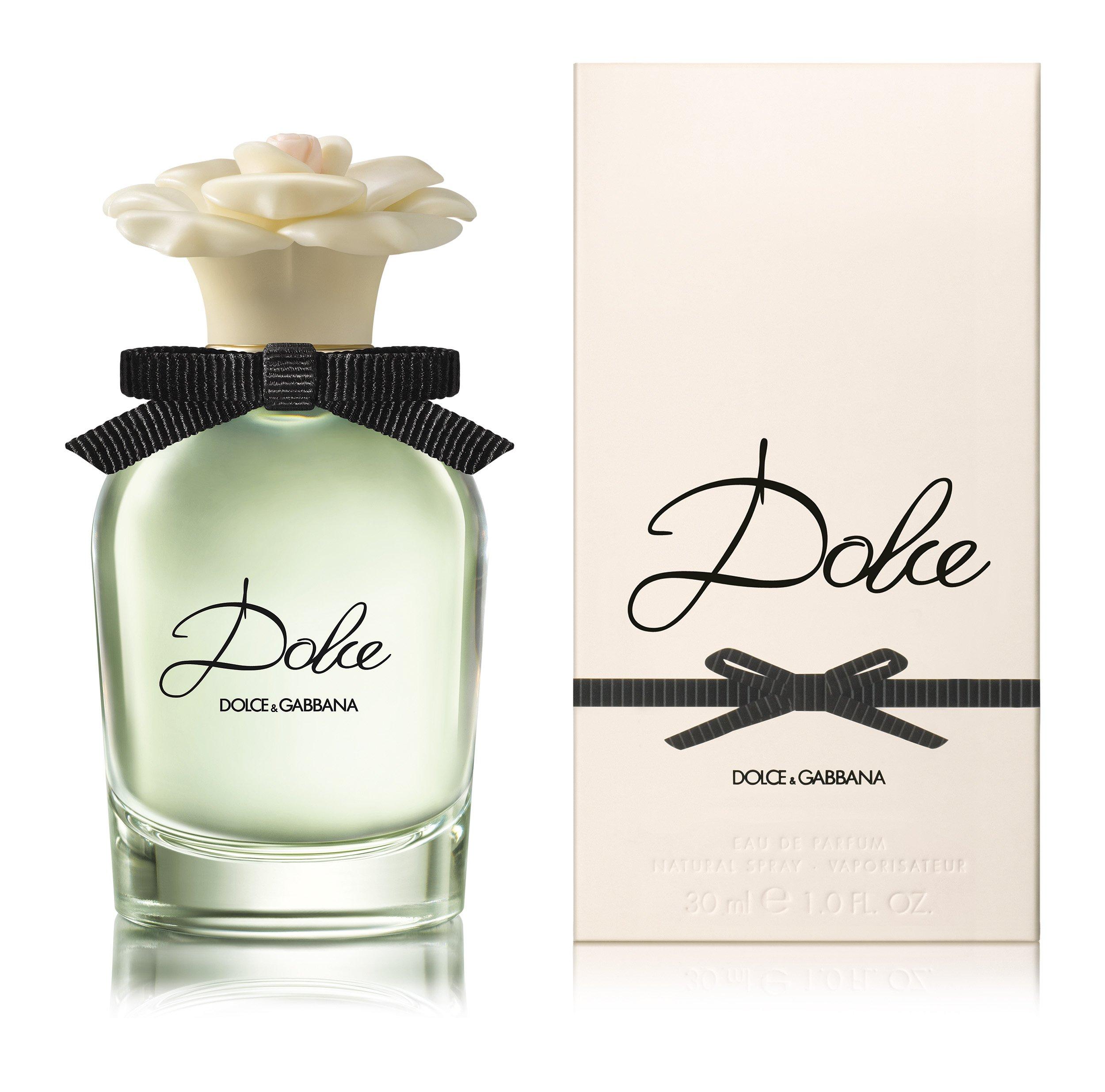 Dolce & Gabbana Eau de Parfum Spray for Women, 1 Fluid Ounce