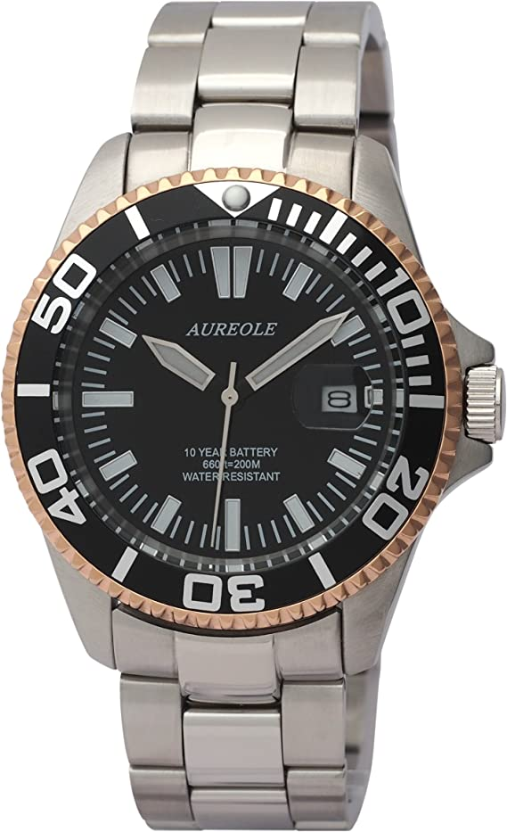 [オレオール] 腕時計 SW-416M-A2 シルバー