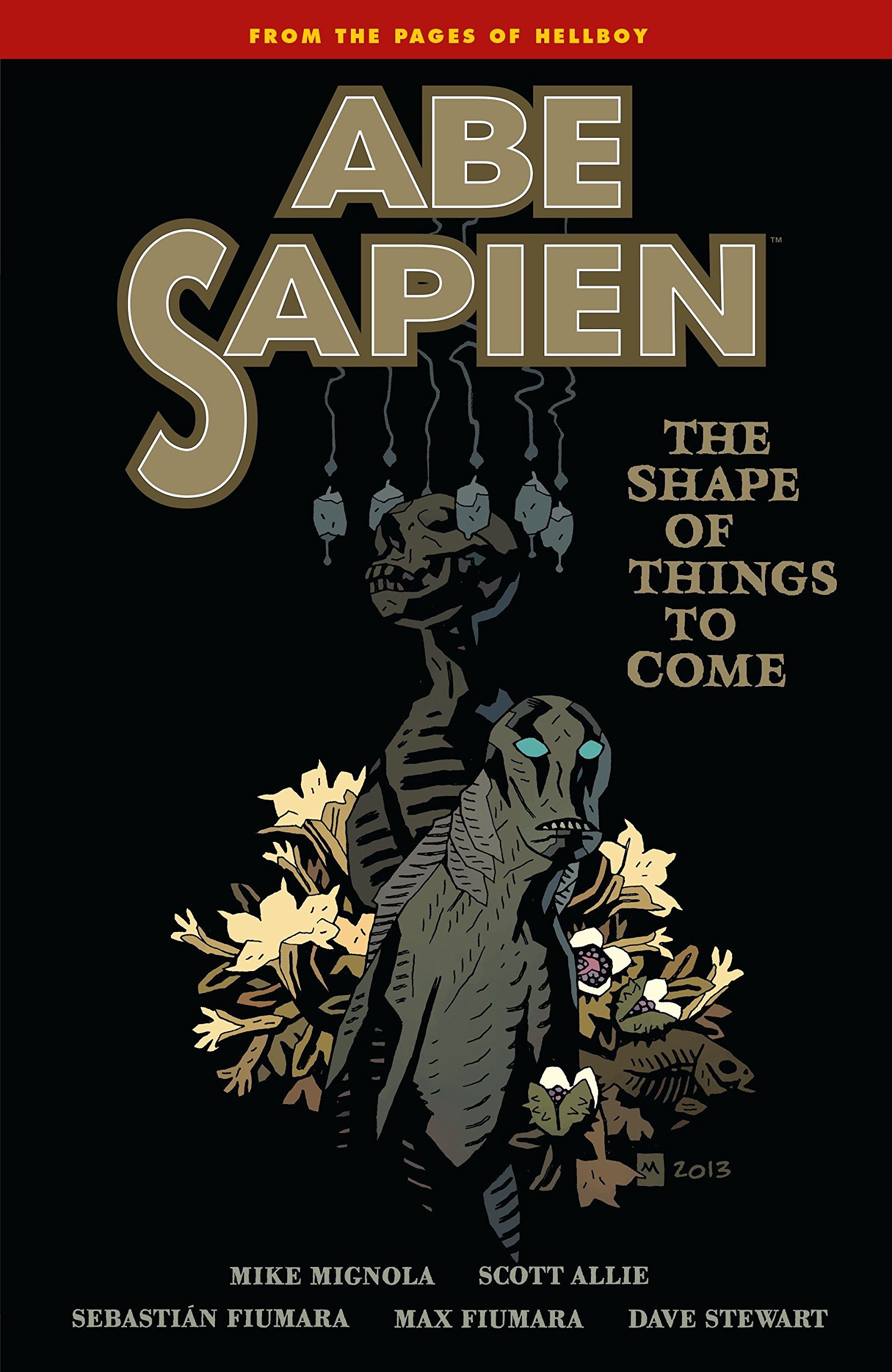Download Abe Sapien Volume 4: The Shape of Things to Come pdf epub