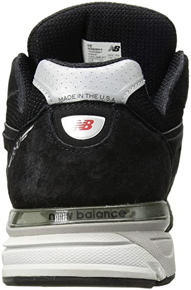 c2e9a9f0c6b16 New Balance Men's 990v4 Running Shoe: Amazon.co.uk: Shoes & Bags