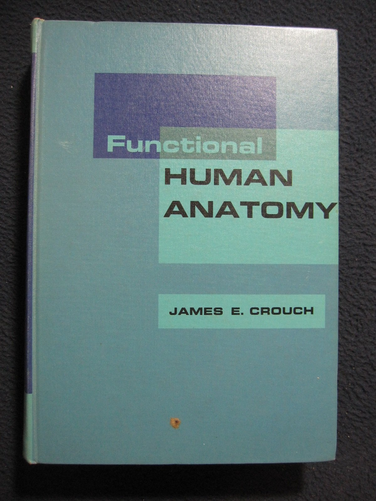 Functional Human Anatomy James Crouch Amazon Books