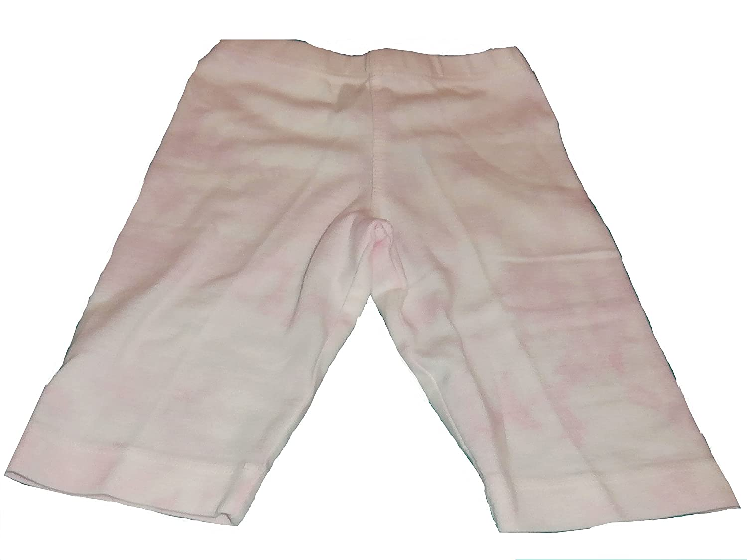 18-24 Months, Pink Tie Dye Cotton Pants 0 to 24 Months