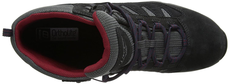 Berghaus Herren Herren Herren Expeditor Trek 2.0 Walking Boots Trekking- & Wanderstiefel schwarz/red 40.5 EU B077K4VX5C  3de860