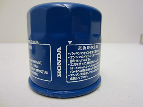 Honda 15400-PFB-014, Engine Oil Filter on