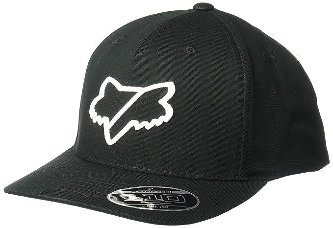 lowest price 1ea3d 6312c Fox Men s Slash Snapback HAT, Black, ...