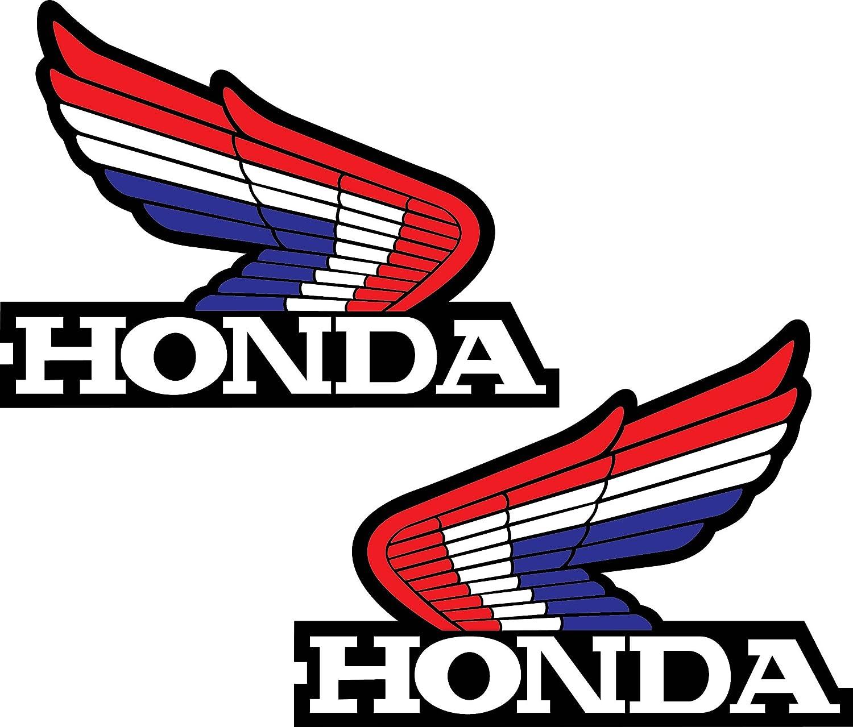 Honda Red wings Logo Vinyl Decal Sticker 5 Sizes!!!