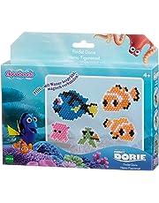 Aquabeads Buscyo a Dory Nemo Set de Figuras Juego de Manualidades, Bricolaje, Dorie,