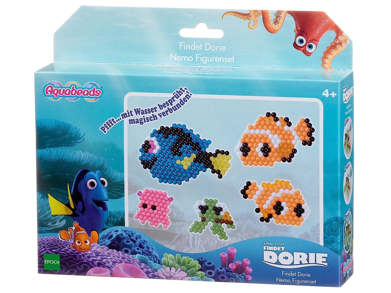 Aquabeads Buscyo a Dory Nemo Set de Figuras Juego de Manualidades ...