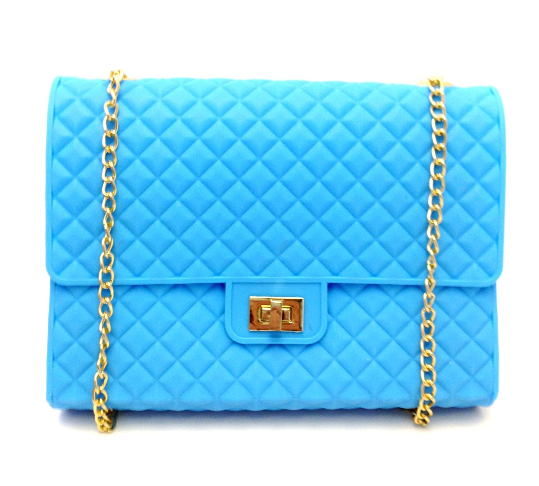 Amazon com | Outlook Design Messenger Bag, Azzurro