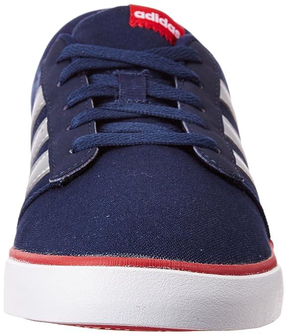 competitive price 43552 90864 Adidas Vs Skate, Scarpe da Skateboard Uomo, Blu (Maruni Plamat Escarl), 44  EU  Amazon.it  Scarpe e borse