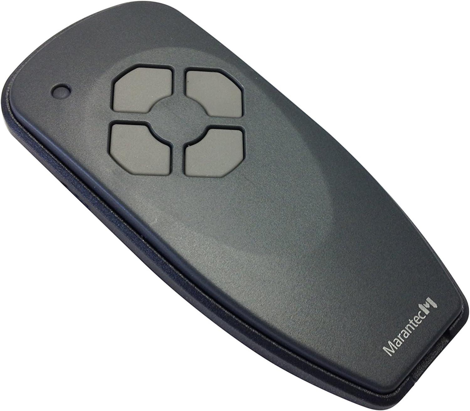 Mando a distancia para puerta de garaje 122459 Marantec Digital 384 Mini emisor manual 868.3 MHz sucesor Digital 304