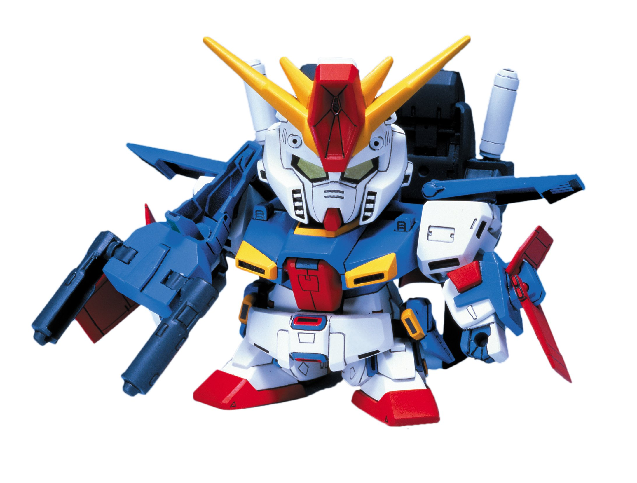 Gundam SD-212 ZZ Gundam