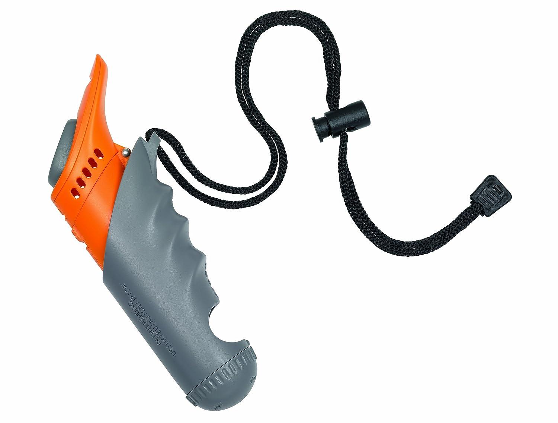 Nobby 79371 Sound-Trainer Sifflet de dressage avec clicker et distributeur de friandises pour chien