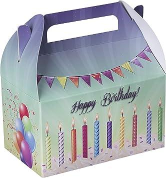Amazon.com: Hammont - Cajas de papel para dulces - Cajas ...