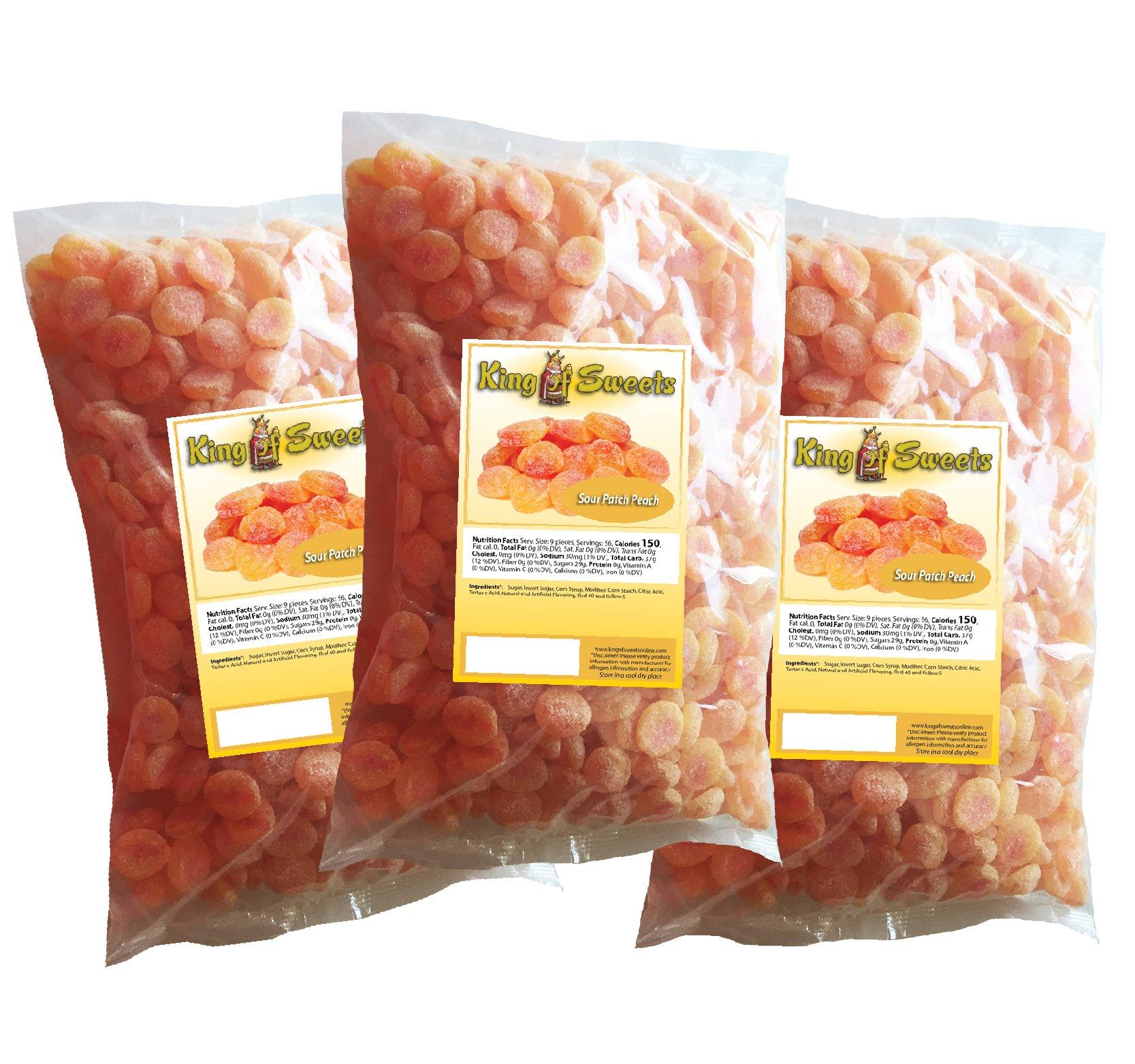 Sour Patch Peach (3 x 5lb bags) by Sour Patch (Image #2)