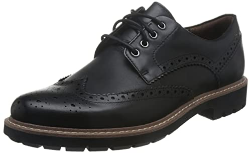 3433fa5331 Clarks Men's Batcombe Wing Derbys: Amazon.co.uk: Shoes & Bags