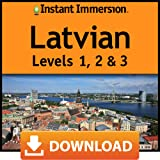 Instant Immersion Latvian Levels 1,2 & 3 [Online Code]