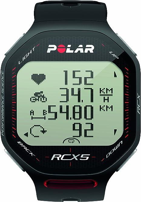Polar RCX5 Bike (Incluye Candence Sensor) Pulsómetro, Unisex ...