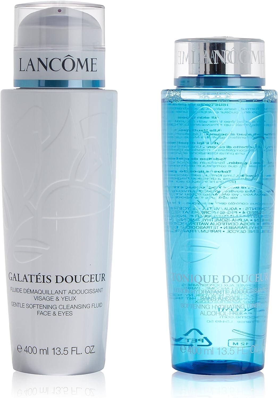 Lancôme Douceur Leche Limpiadora + Tónico Facial - 1 Pack: Amazon.es: Belleza