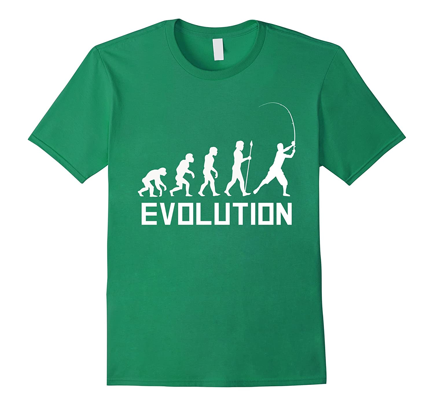 Fisherman evolution funny fishing shirt rt rateeshirt for Funny fishing t shirts