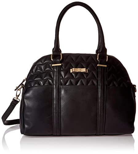 Dolce Girl Quilted Satchel Bag 6468e1694aceb