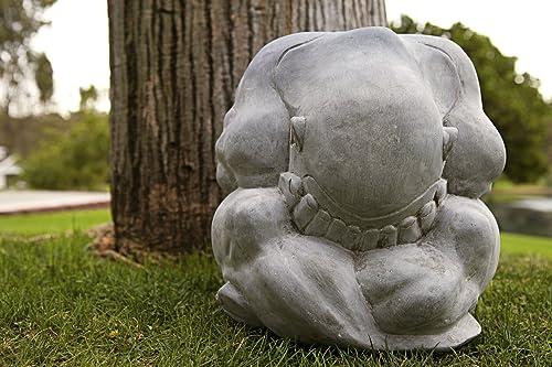 Amedeo Design 2200-6T Weeping Buddha Statue