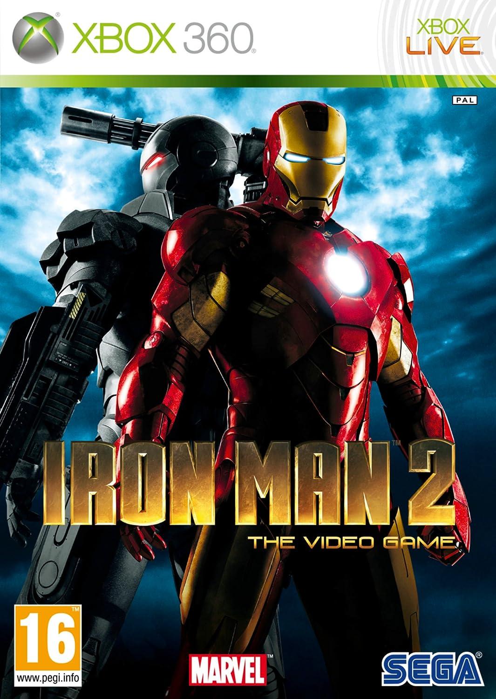 Iron Man 2 (Xbox 360) [importación inglesa]: Amazon.es: Videojuegos