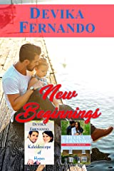 New Beginnings: 2 Single Parent Romance Novels for the Price of 1 Kindle Edition