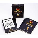 Besaufen - Das brutale Trinkspiel - Kartenspiel - Spieleabend - Saufspiel - für Erwachsene Studenten Junggesellen/innen Abschiede