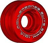 RollerBones Art Elite 101A Competition Roller Skate Wheels