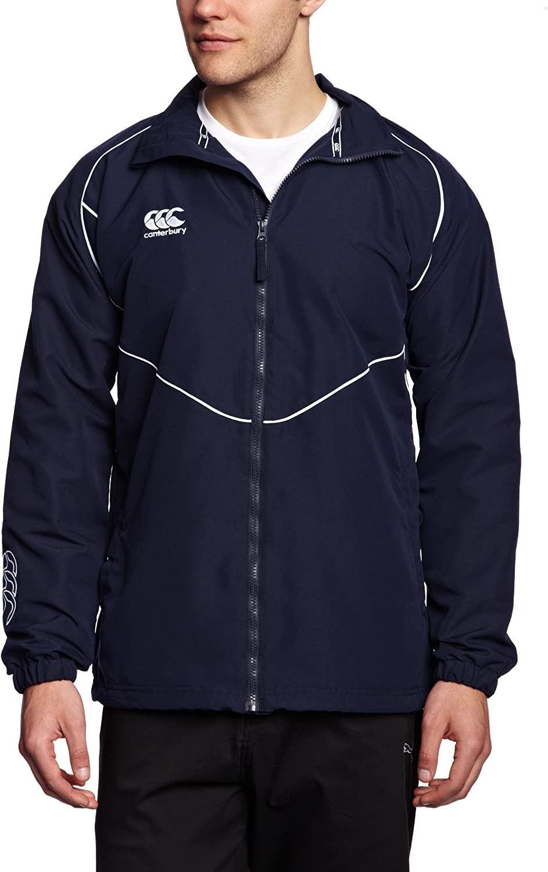 Canterbury Mens Club Track Jacket