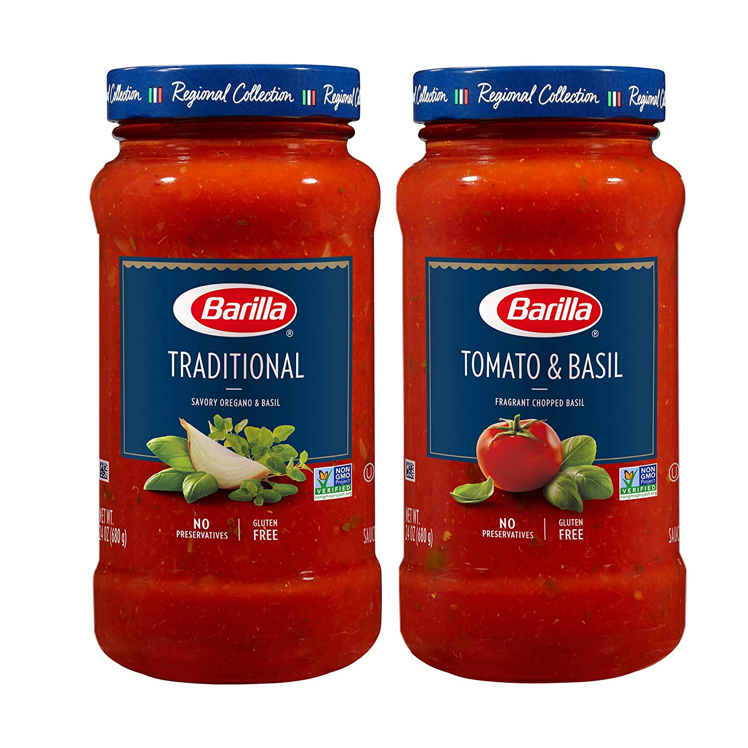 BARILLA Traditional Pasta Sauce review