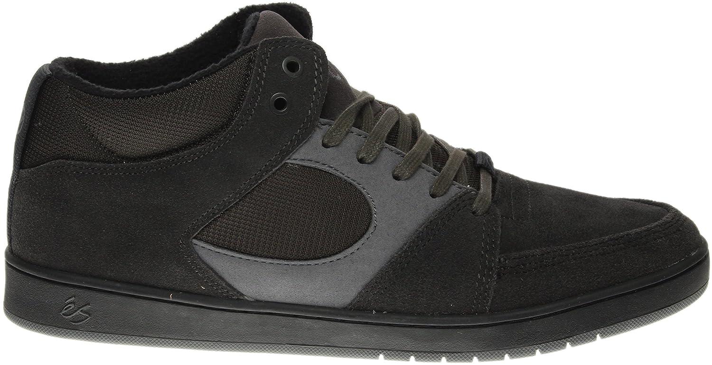 Es Mens Accel Slim Mid Dark Grey Black Skate Shoe: Amazon.ca: Shoes &  Handbags