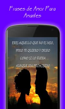 Amazoncom Frases De Amor Para Amantes Appstore For Android