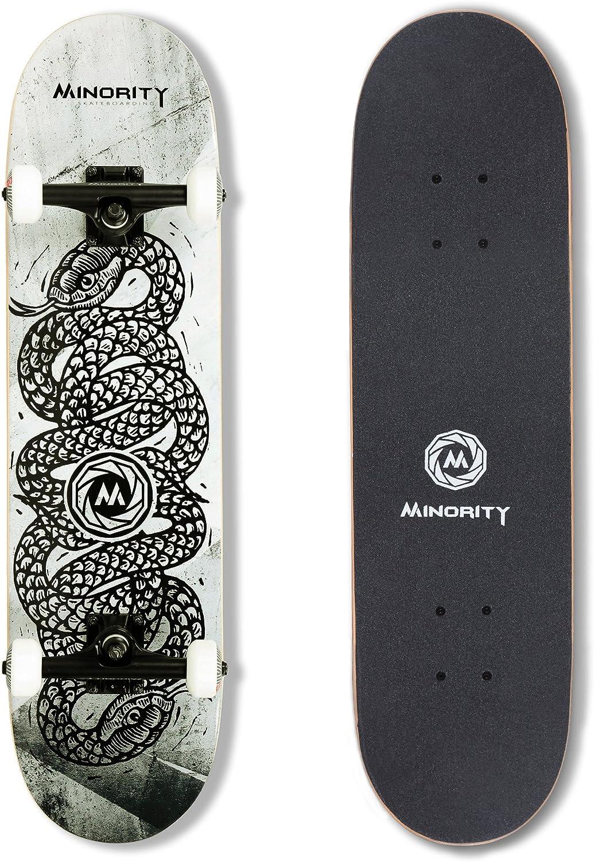 Best-Skateboard-MINORITY-32inch-Maple-Skateboard