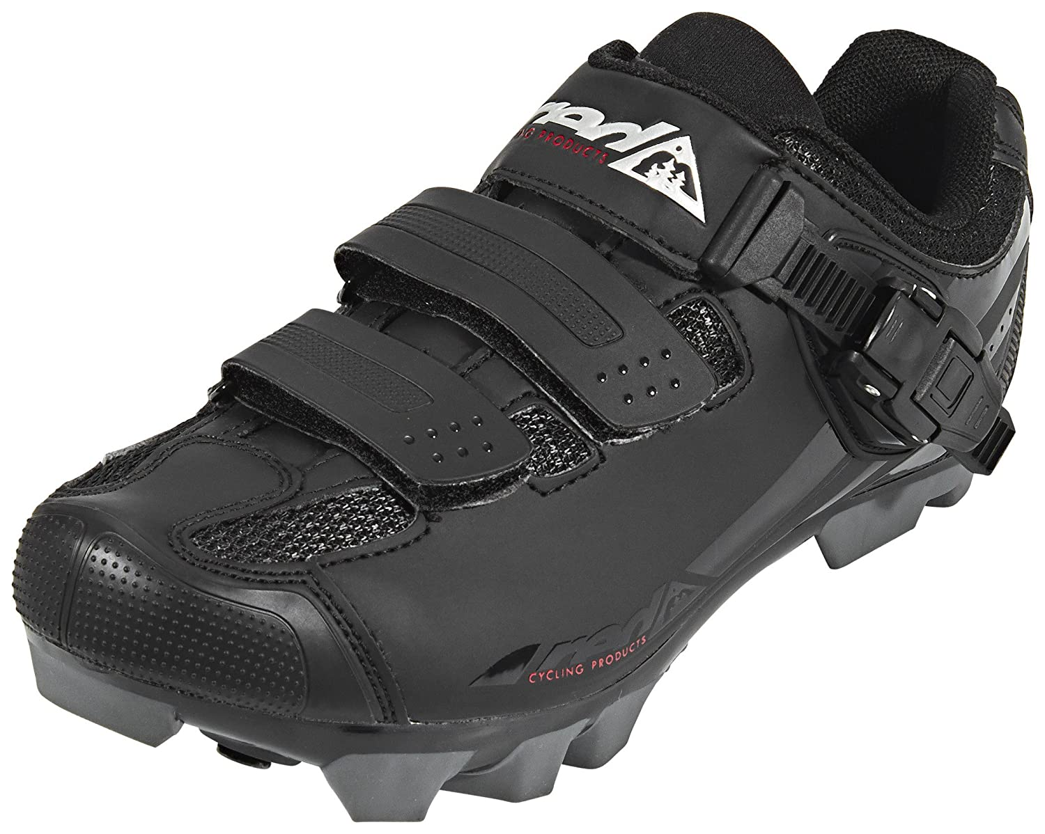 ROT Cycling Products MTB-Schuhe Mountain III Schwarz