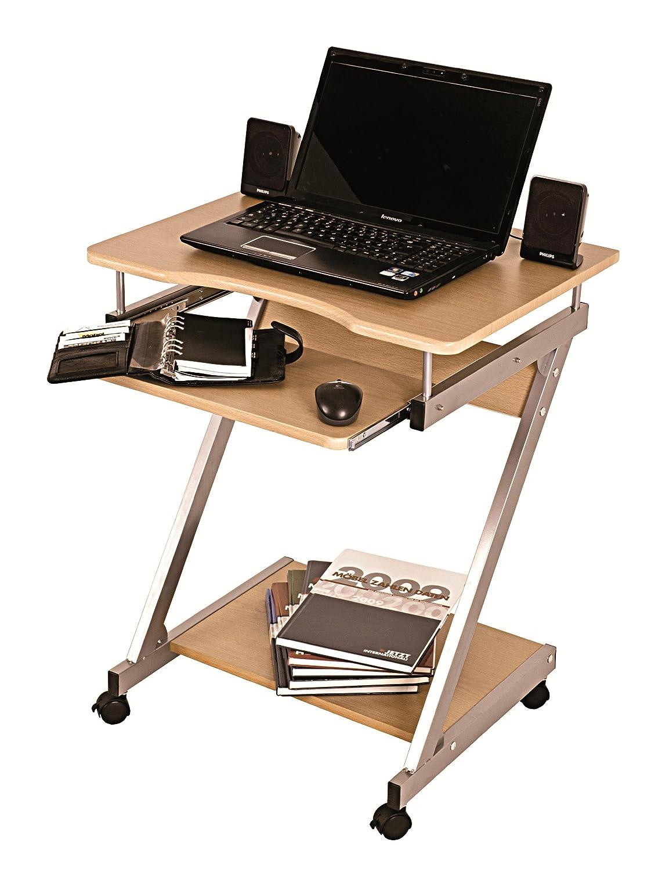 Carrello/scrivania porta computer: Amazon.it: Casa e cucina