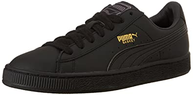 Basket Men's Gold PUMA Fashion Classic BlackTeam LFS Sneaker qwnZTa
